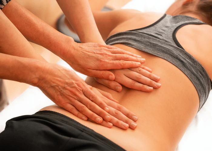 Medical Massage Post