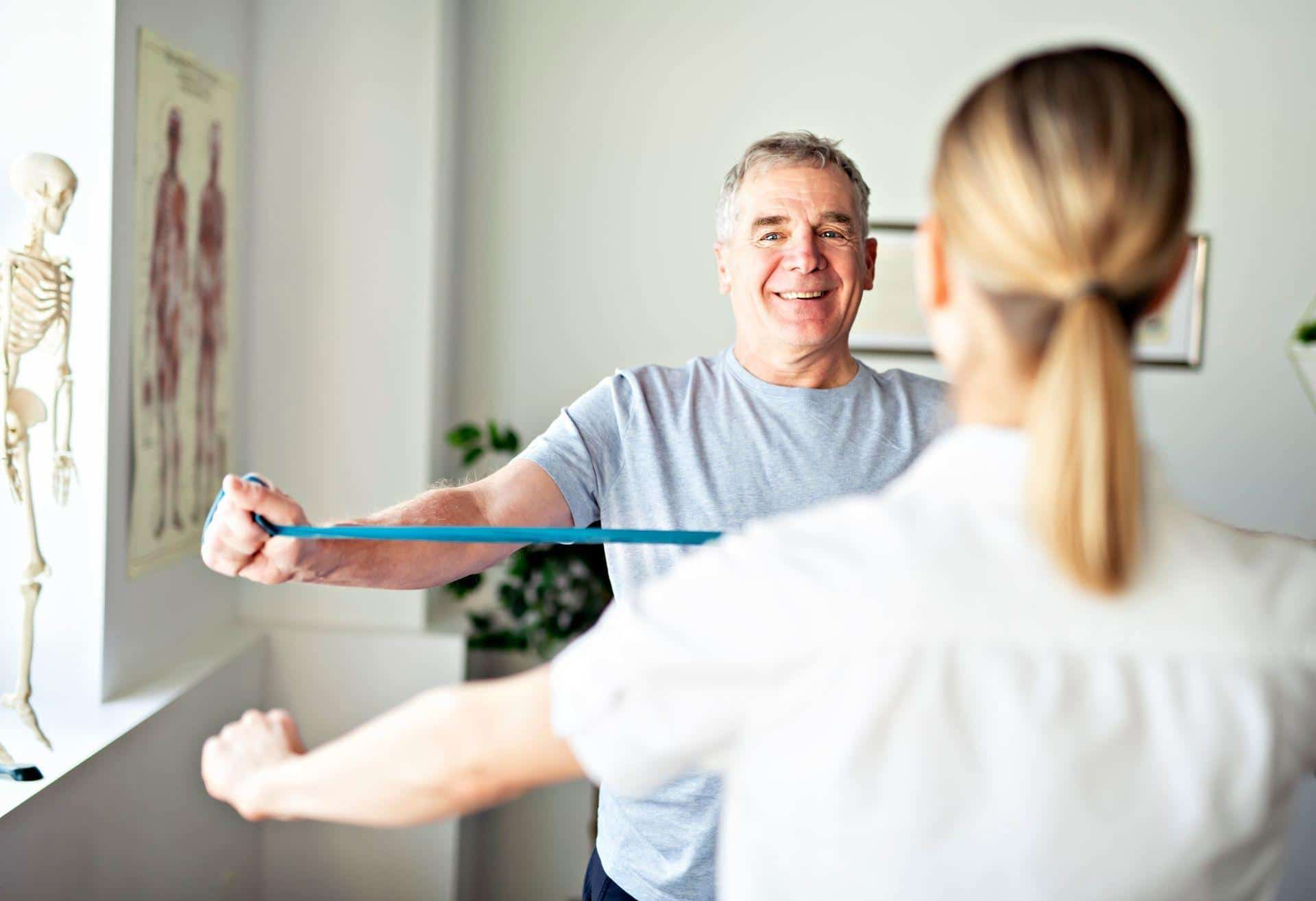 Rehabilitative Care Post